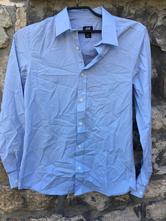 Světle modrá košile h&m, h&m,s