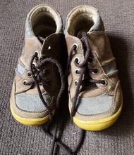 Kožené botky, protetika,25