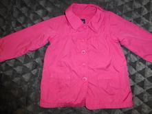 Růžový jarní kabátek, gap,110