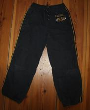 Šuťákové sportovní kalhoty - podšité, c&a,122