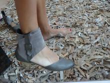 Kotníčkové boty, 38