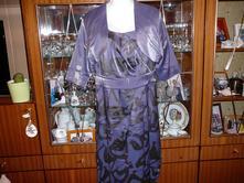 Letní i společenské šaty s bolerkem modern line, 46