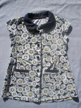 Kytičkové šaty, matalan,86