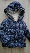 Zimní bunda s kožíškem. - vel. 104, f&f,104