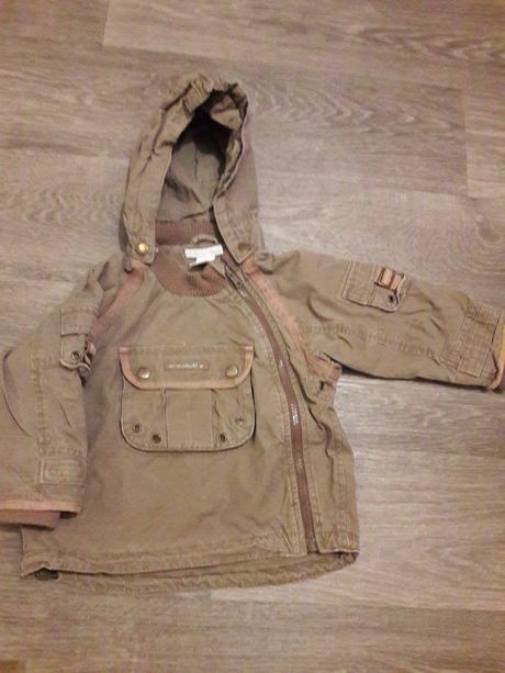 Podzimní bunda, h&m,80