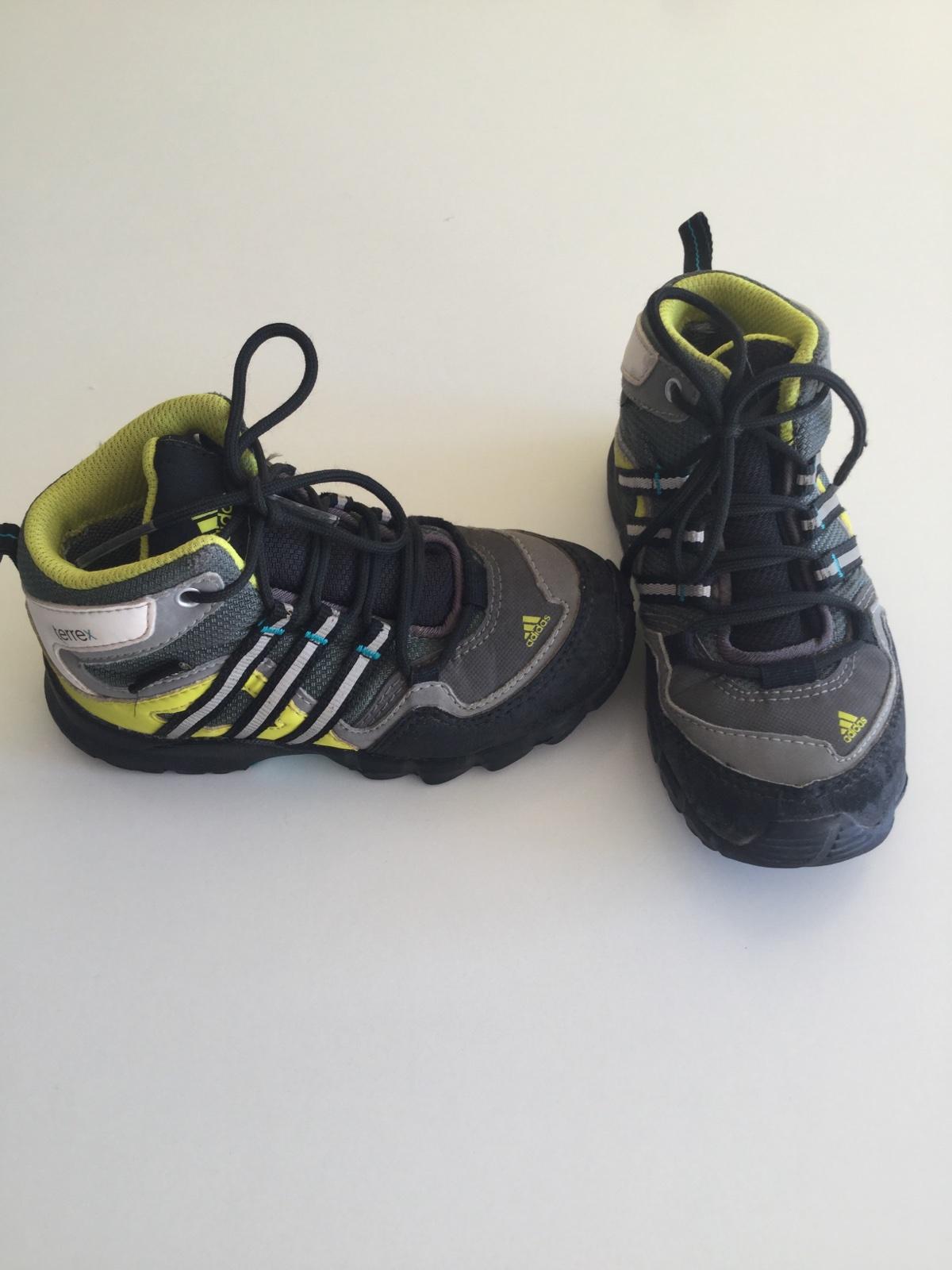 Goretexové adidas boty kotníčkové 9c2757f69dd