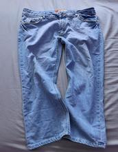 Riflové 3/4 kalhoty dtgreen vel.48/50, xxl