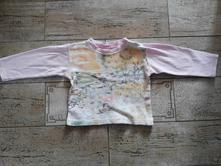 Tričko s dlouhým rukávem, 80
