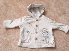 Kabátek f&f 3-6 měsíců, 62-68 cm, f&f,68