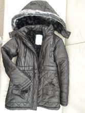 Velmi teplý zimní kabát, bunda, 140