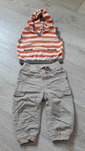 Kalhoty a vesta, george,74