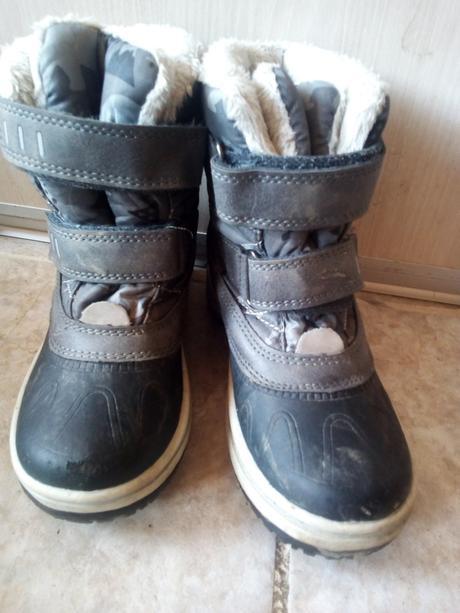 Zimni boty lupilu medved, lupilu,27