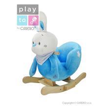 Houpací hračka králíček s melodíí,