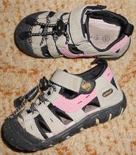 Trekové sandále vel.24, 24