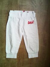 Bavlněné bílé třičtvrťáky, girl2girl,116