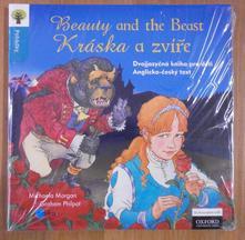 Kniha - kráska a zvíře,