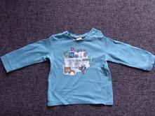 Teplé triko s.oliver na cvočky, s.oliver,86