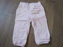 Podšité kalhoty, baby club,80