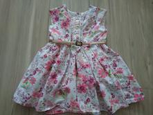 Nádherné šaty, next,80