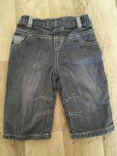 Kalhoty džíny next vel. 6-9 měsíců, next,74