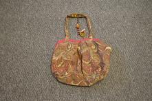Dámské vzorovaná látková taška george,