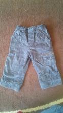 Kalhoty zateplené, h&m,86