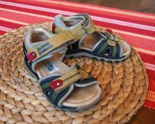 Kožené sandále, bubble gummers,24