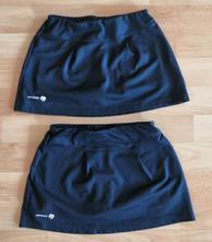 2x sportovní & tenisová sukně decathlon v. 110/116, decathlon,110