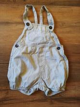 Letní kalhoty s laclem, h&m,62