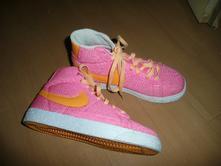 Tenisky boty neon nike vel 33 stélka 21,8 cm nové, nike,33