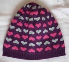Úpletová čepice, george,116