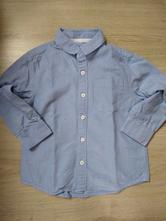 Modrá košile tu, tu,116