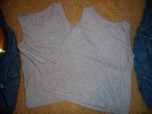 2x tílko,košilka, 110