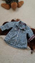 Chlapecká frajerská značková košile pro miminko, h&m,62