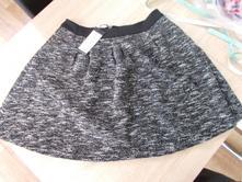 Nová  dámská sukně vel 42  na podzim/ společenská, new yorker,42