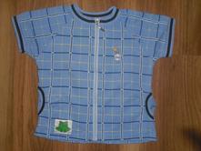 Tričko na zip, frog,104