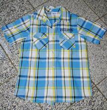Košile s krátkým rukávem 134/140, 134