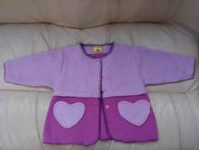 Kabátek fleece/ flís vel. 80, dopodopo,80
