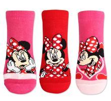 Kotníkové ponožky minnie, disney,92 - 140