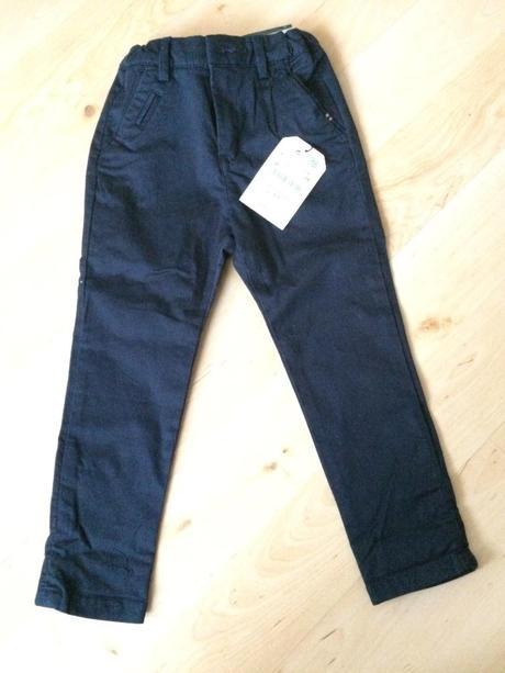 Elegantní chino kalhoty zara, velikost 104, zara,104