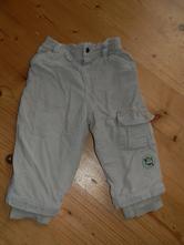 Chlapecké kalhoty, baby club,80