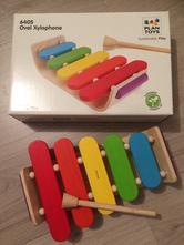 Dřevěný xylofon,