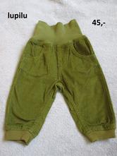Kalhoty vel.62/68, lupilu,62