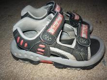 Sandály zn bobbi shoes vel 25, stélka 15,5cm, bobbi shoes,25