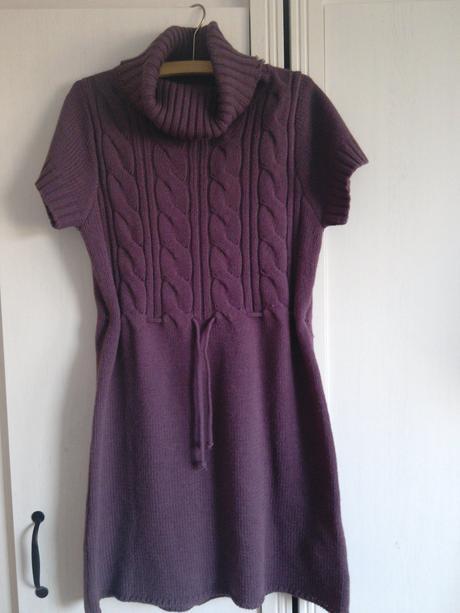 Pletené šaty, reserved,l