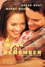 A Walk to Remember - Dlouhá cesta (r. 2002)