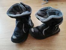 Zimní boty vnitřní stélka 22,5 cm, 36