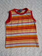 Tílko / tričko bez rukávů, h&m,86