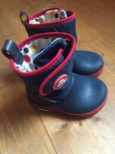 Nádherné zimní boty crocs c6, crocs,22