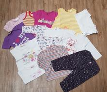 Sada oblečení pro holku vel. 62-68,